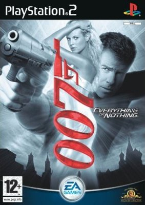 007 James Bond Everything or Nothing
