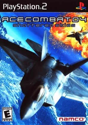 Ace Combat 4 - Shattered Skies [ING] - AceCombat