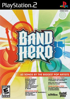 Band Hero (1xDVD5) - BandHero