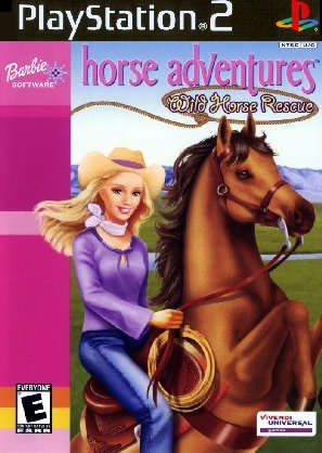 Barbie Horse Adv Riding Camp Wild Horse Rescue
