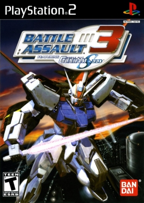 Battle Assault 3 Featuring Gundam Seed *