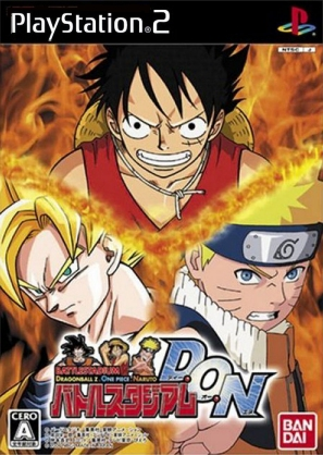 Battle Stadium DragonBall Z One Piece Naruto DON