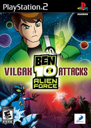 Ben 10 - Ben10 Alien Force Vilgax Attacks (MULTI4)