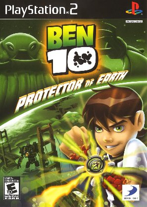 Ben 10 - Ben10 Protector Of Earth (MULTI5)