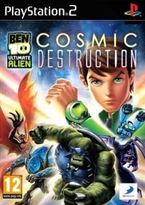 Ben 10 - Ben10 Ultimate Alien Cosmic Destruction