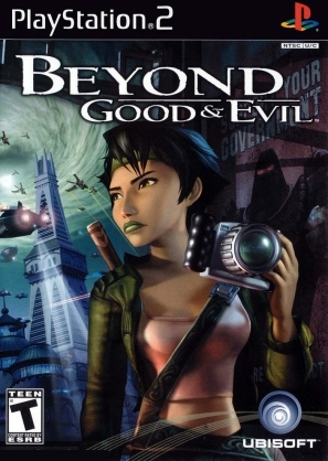 Beyond Good & Evil: GAME [ING/FRA/ESP]