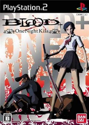 Blood+ One Night Kiss (JAP/ING)