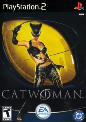 CatWoman - Cat-Woman (Mulher Gato)