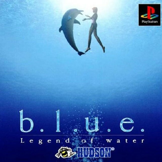 Blue Legend Of Water
