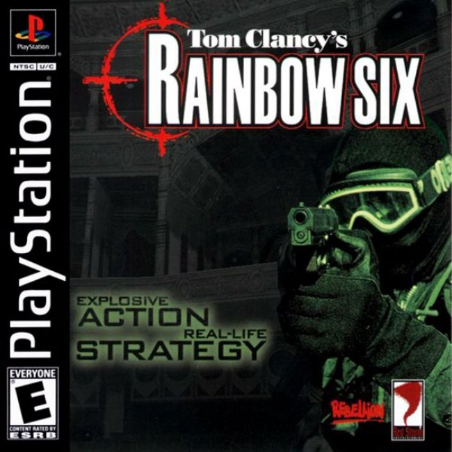 Tom Clancy´s - Rainbow Six