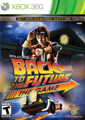 Back To The Future - 30th Anniversary Edition