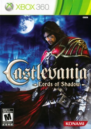 Castlevania Lords Of Shadow 1 [2xDVD]
