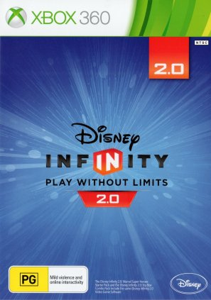 Disney Infinity Marvel Super Heroes 2.0 [NEED USB PORTAL POWER]