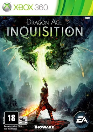 Dragon Age Inquisition [2xDVD]