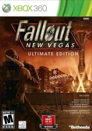 Fallout New Vegas Ultimate Edition [2xDVD]