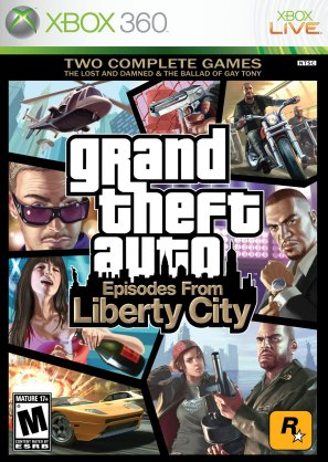 GTA Grand Theft Auto Episodes From Liberty City