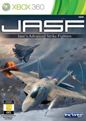 JASF Jane´s Advanced Strike Fighters