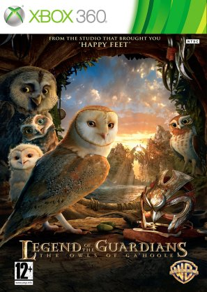 Legend Of The Guardians Owls GaHoole