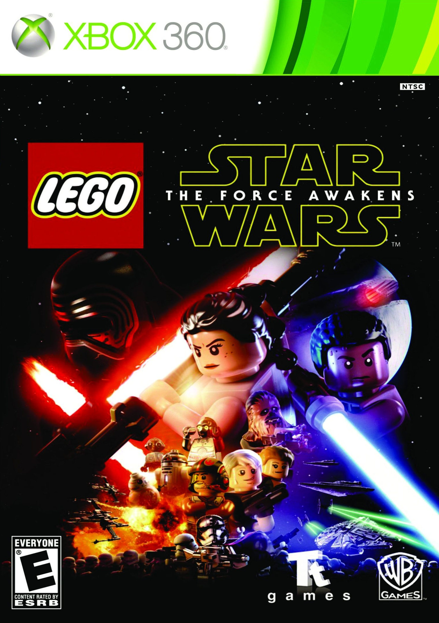 LEGO Star Wars The Force Awakens (DUBL & LEG PT.BR)