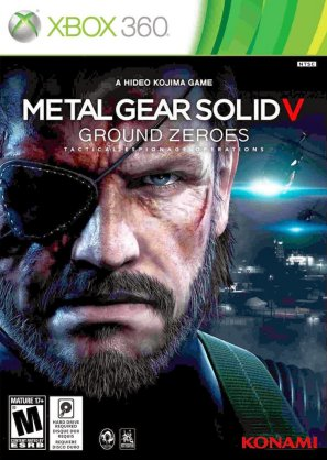 Metal Gear Solid V Ground Zeroes (Leg PT-BR)