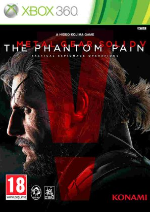 Metal Gear Solid V The Phantom Pain  (Leg PT-BR)