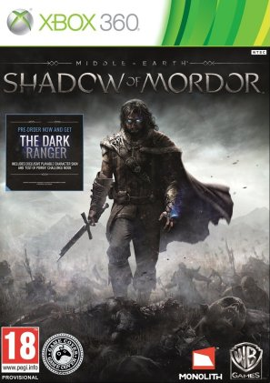 Middle Earth Shadow Of Mordor [2xDVD]