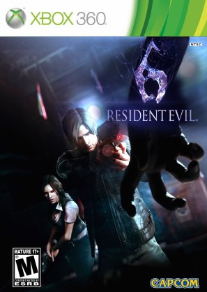 RE - Resident Evil 6 [2xDVD]
