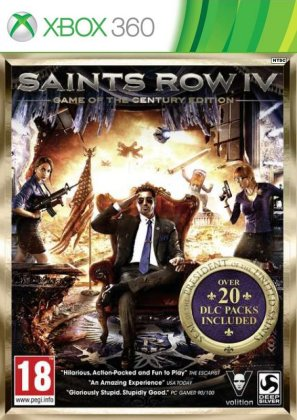 Saints Row IV Game Of The Century Edition [2xDVD]