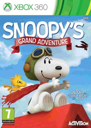 Snoopy´s Grand Adventure - The Peanuts Charlie Brown Movie