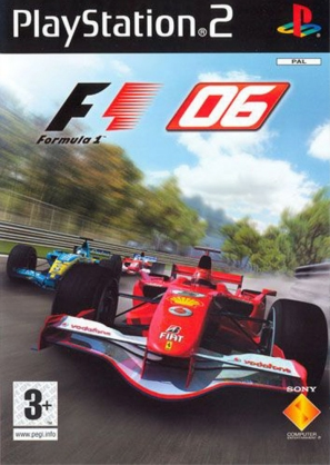 F1 - FORMULA ONE 2006 (MULTI6 - C/PORT)