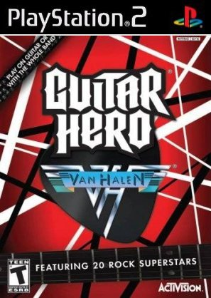 Guitar Hero: Van Halen (MIC/GUITAR NEED)