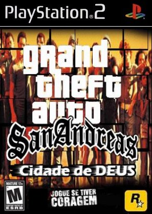 GTA Grand Theft Auto (*Patch: Cidade de Deus)