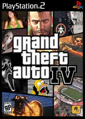 GTA´Grand Theft Auto: (*Patch: GTA IV´4)