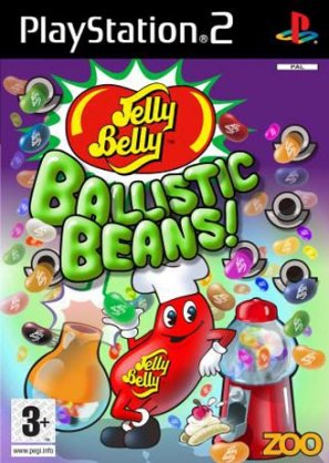 Jelly Belly Ballistic Beans *