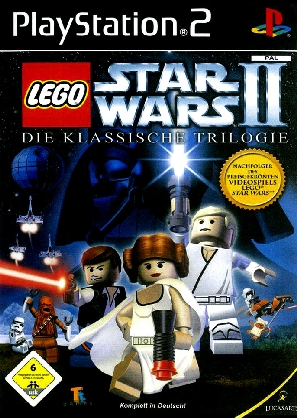 LEGO´Star Wars-II: The Original Trilogy