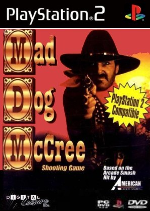 Mad Dog McCree - MadDog (7 Dublagens C/Port-BR)