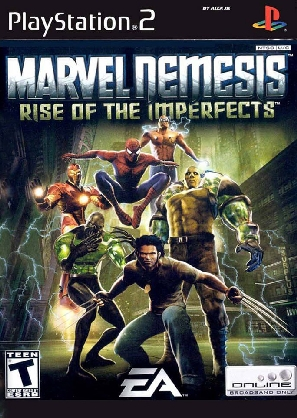 Marvel: Nemesis - Rise of the Imperfects