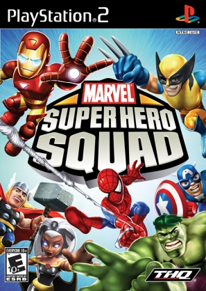 Marvel Super Hero Squad [ING]