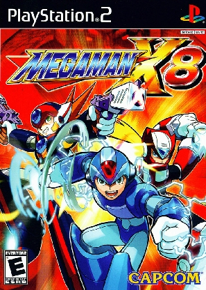 MEGAMAN X-8 Official Strategy Guide