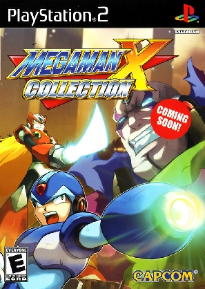 MEGAMAN X´Collection