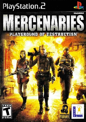 MERCENARIES 1 Playground of Destruction