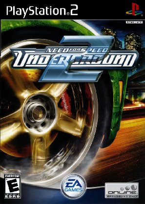 NFS - Need For Speed UNDERGROUND-2