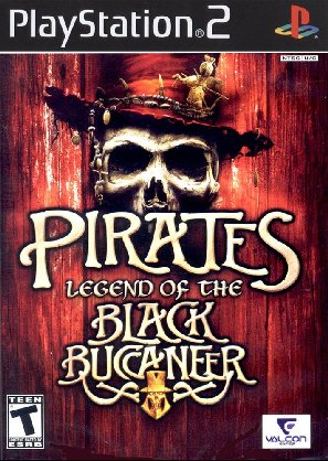 Pirates The Legend of The Black Bucanner
