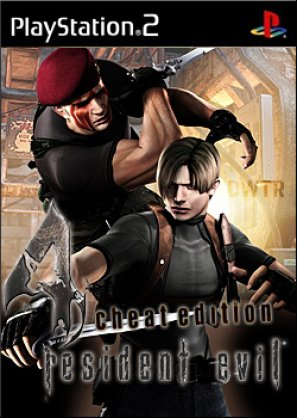 Resident Evil 4 (Cheat Mode - LEG.BR)