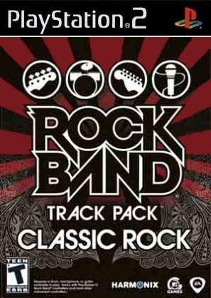Rock Band-Track Pack Classic Rock