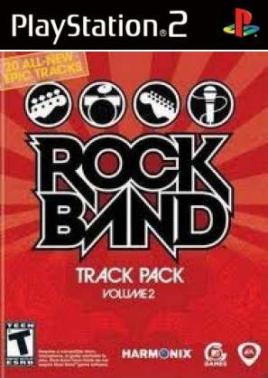 Rock Band-Track Pack Vol.2 (Pack)