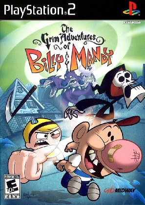 The Grim Adventure Of Billy And Mandy (Puro Osso)
