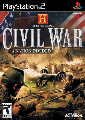 The History Channel Civil War A Nation Divided