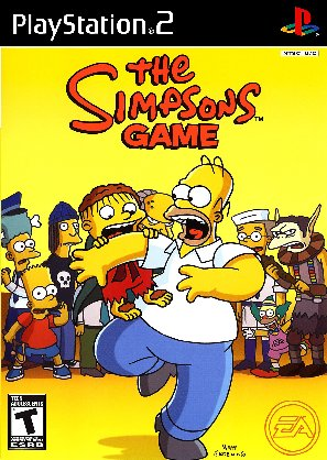 The Simpsons The Game