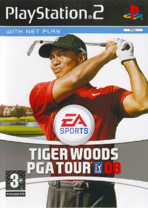Tiger Woods - PGA Tour´2008